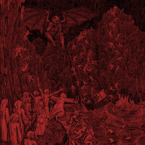 "Hell ""s/t"" LP"
