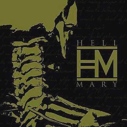 "Hell Mary ""s/t"" LP - Dead Tank Records"