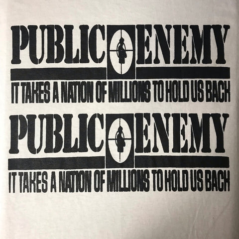 Public Enemy - (Short and Long Sleeve) Shirt