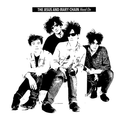 "Jesus and Mary Chain ""Head On"" - Shirt"