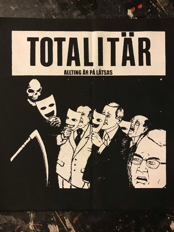 Totalitar - Back Patch