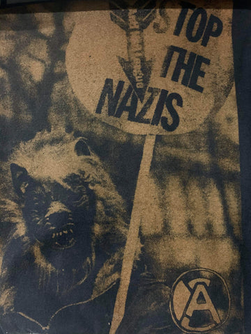 "Aus-Rotten ""Stop The Nazis""- Shirt"