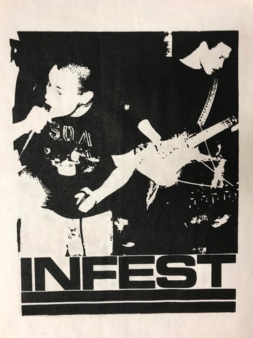 "Infest ""Live"" - (Short and Long Sleeve) Shirt"
