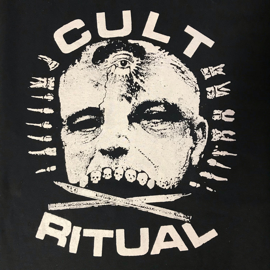 Cult Ritual - Back-patch / Shirt