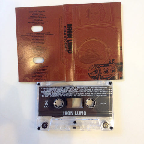 "Iron Lung ""Cold Storage"" Tape"