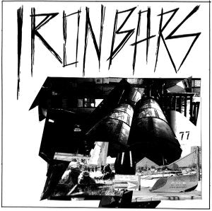 "Iron Bars ""s/t"" LP"