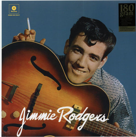 "Jimmie Rodgers ""The Debut Album"" LP"