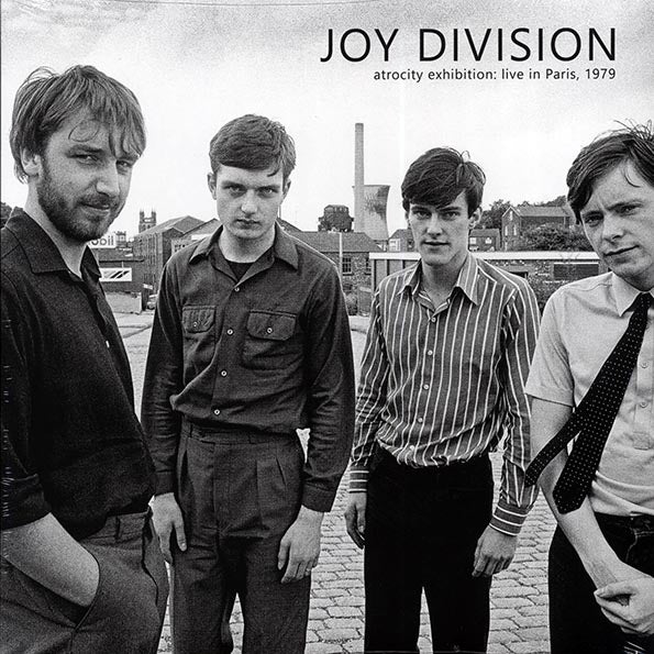 "Joy Division ""Atrocity Exhibition: Live In Paris, 1979"" LP"