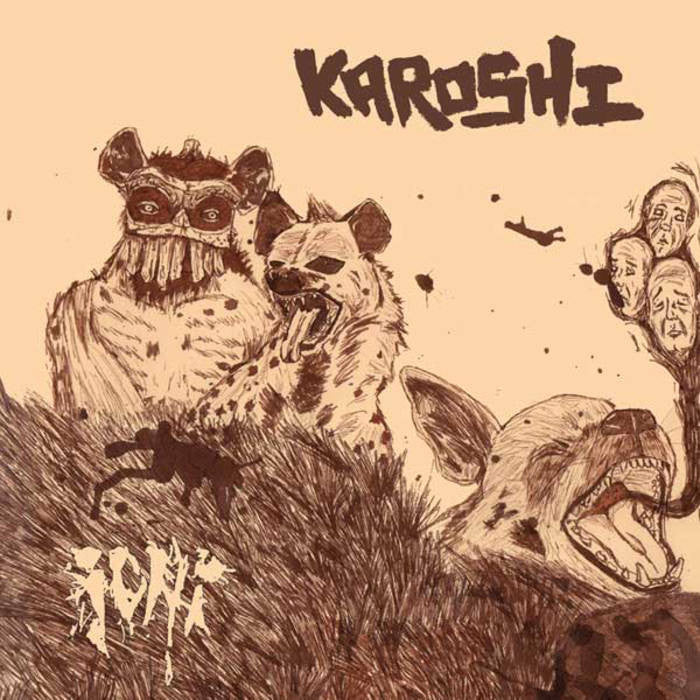 "Karoshi ""Ichi"" LP - Dead Tank Records"