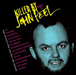 "V/A ""Killed by John Peel Vol. 2"" LP"