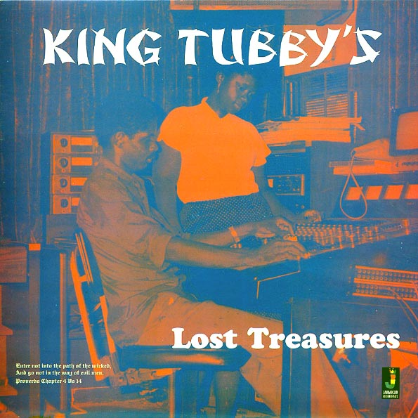 "King Tubby ""Lost Treasures"" LP"