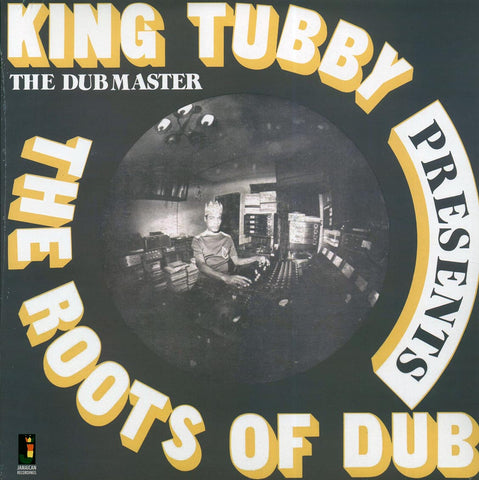 "King Tubby ""Roots of Dub"" LP"