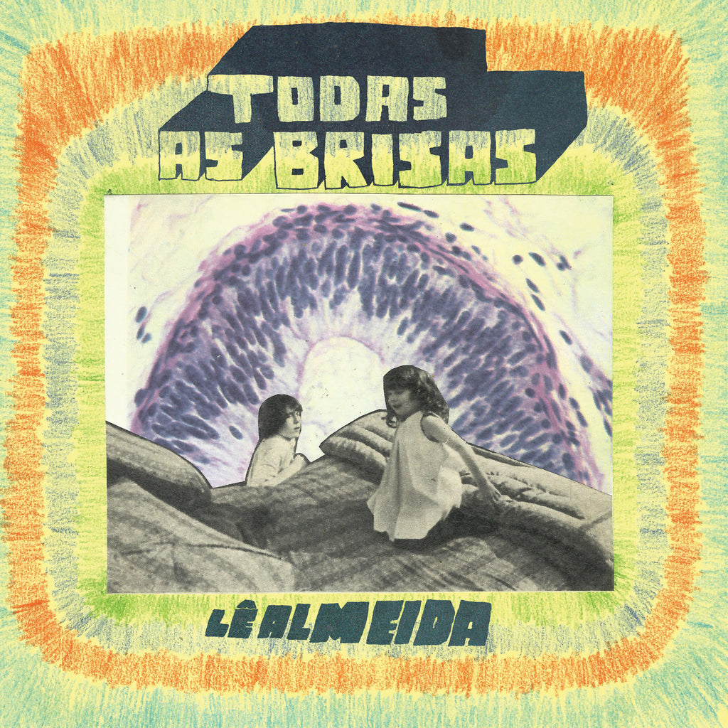 "Le Almeida ""Todas as Brisas"" LP - Dead Tank Records"