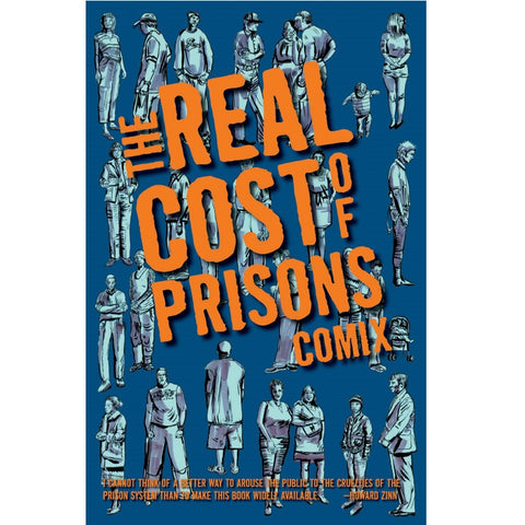 The Real Cost of Prisons Comix - Book