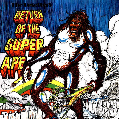 "Lee Perry and the Upsetters ""Return of the Super Ape"" LP"