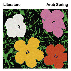 "Literature ""Arab Spring"" LP - Dead Tank Records"