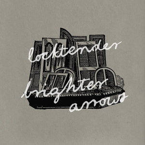 "Locktender / Brighter Arrows split 10"" - Dead Tank Records"