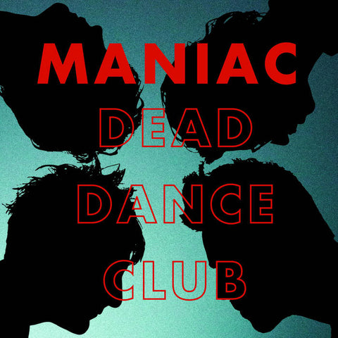 "Maniac ""Dead Dance Club"" LP"