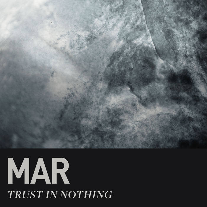 "Mar ""Trust in Nothing"" Tape - Dead Tank Records"