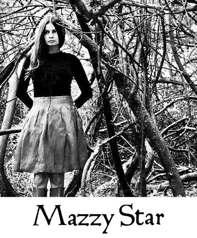 Mazzy Star - Shirt