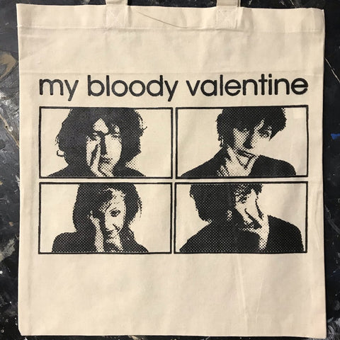 My Bloody Valentine - (Short and Long Sleeve) Tote / Shirt