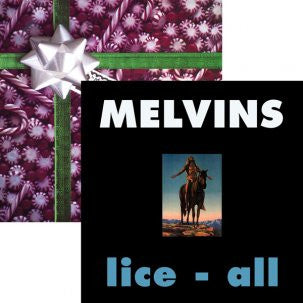 "Melvins ""Eggnog / Lice All"" 2xLP - Dead Tank Records"