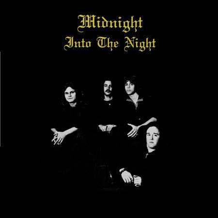 "Midnight ""Into The Night"" LP - Dead Tank Records"