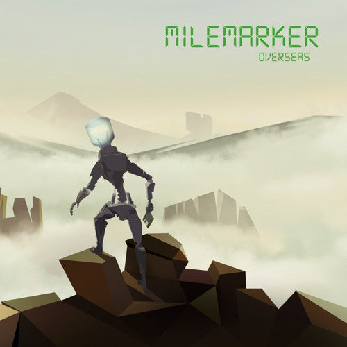 "Milemarker ""Overseas"" LP - Dead Tank Records"
