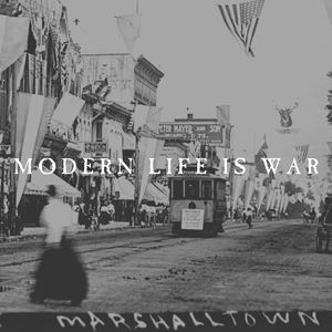 "Modern Life is War ""Witness"" Gatefold LP - Dead Tank Records"
