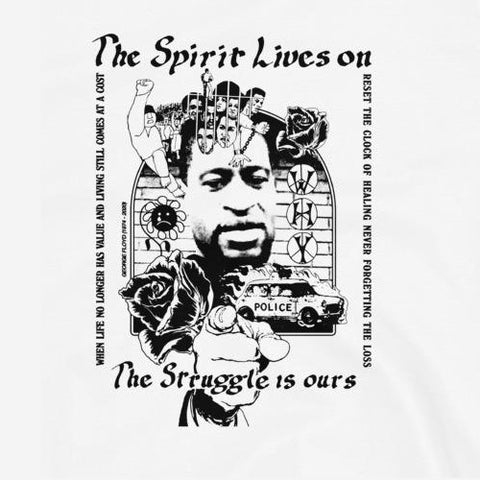The Spirit Lives On - Fundraiser Shirt