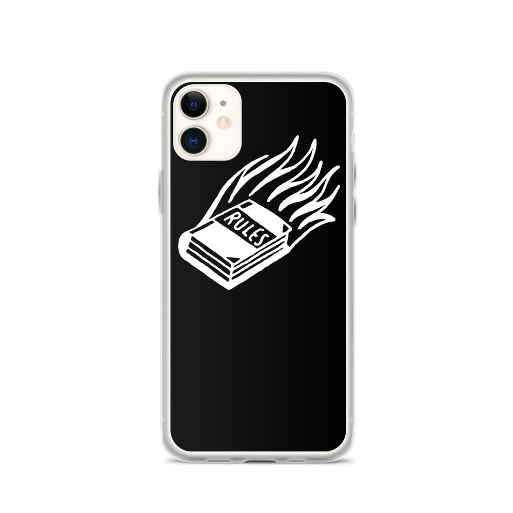 No Rules - Phone Case
