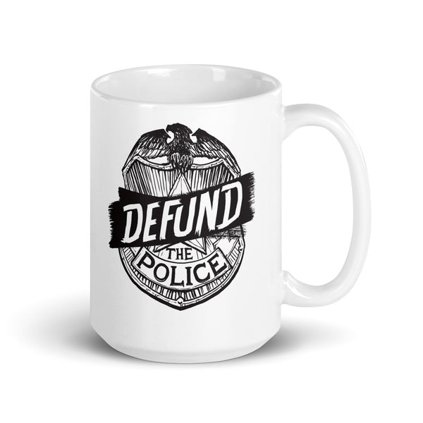 Defund The Police - Mug