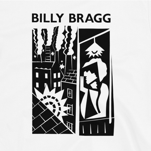 Billy Bragg - Shirt