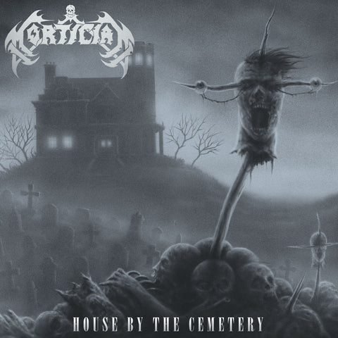 "Mortician ""House By The Cemetery"" LP"