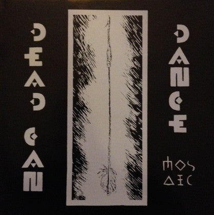 "Dead Can Dance ""Mosaic"" LP - Dead Tank Records"