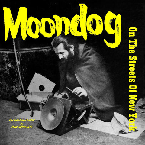 "Moondog ""On The Streets of New York"" LP"