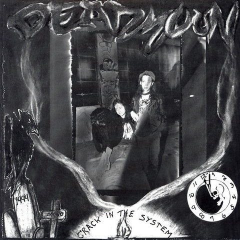 "Dead Moon ""Crack In The System"" LP"