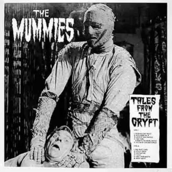 "Mummies ""Tales From the Crypt"" LP"