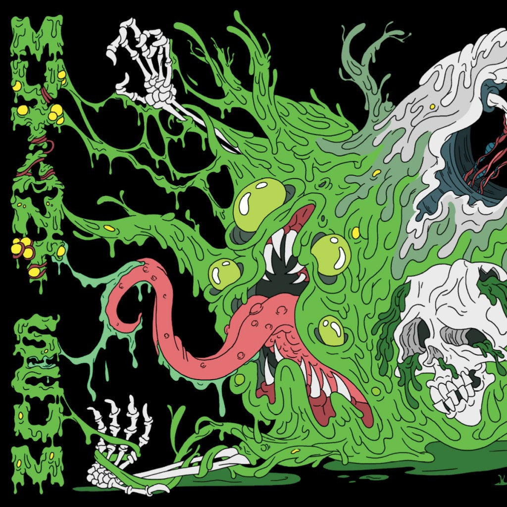 "Mutant Scum ""Field Recordings"" Tape - Dead Tank Records"