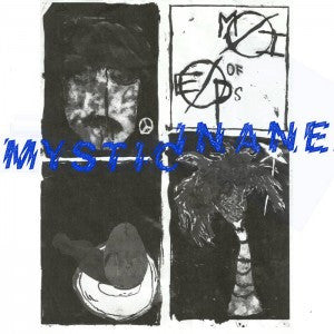"Mystic Inane ""The EP's of M/I"" LP - Dead Tank Records"