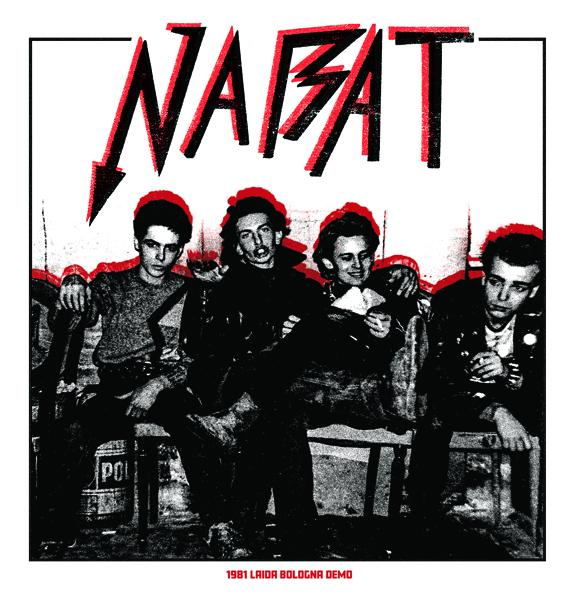 "Nabat ""1981 Demo"" LP"
