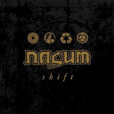 "Nasum ""Shift"" LP - Dead Tank Records"