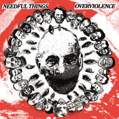 Needful Things / Overviolence split 7""