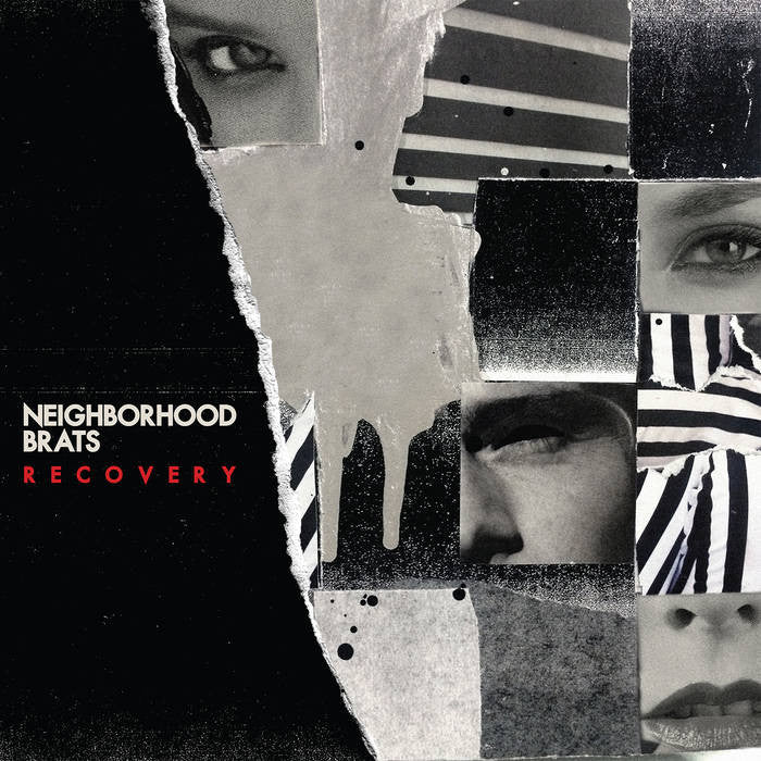 "Neighborhood Brats ""Recovery"" LP - Dead Tank Records"