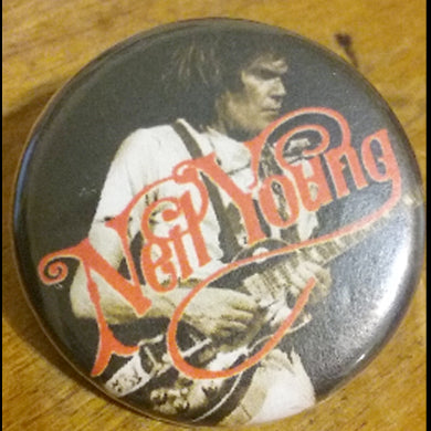 "Neil Young - 1.25"" Button"