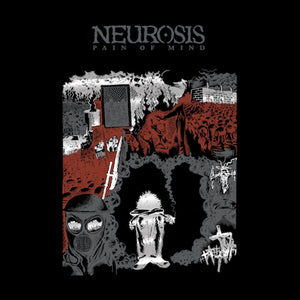 "Neurosis ""Pain Of Mind"" LP"
