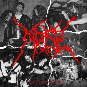 "Noise ""Demo Tapes 1991-1995"" LP - Dead Tank Records"