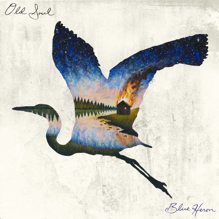"Old Soul ""Blue Heron"" LP - Dead Tank Records"