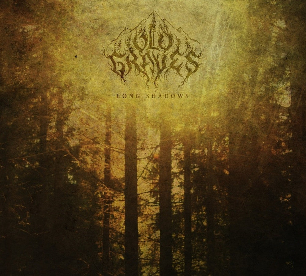 "Old Graves ""Long Shadows"" LP - Dead Tank Records"