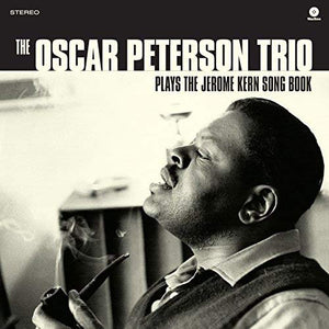 "Oscar Peterson Trio ""Plays The Jerome Kern Song Book"" LP"
